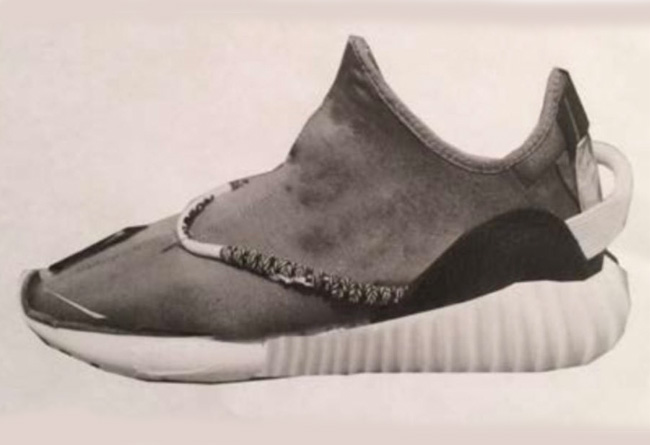 adidas,Yeezy Boost 350  Yeezy 350 最早期是什么样子的?你觉得好看吗?