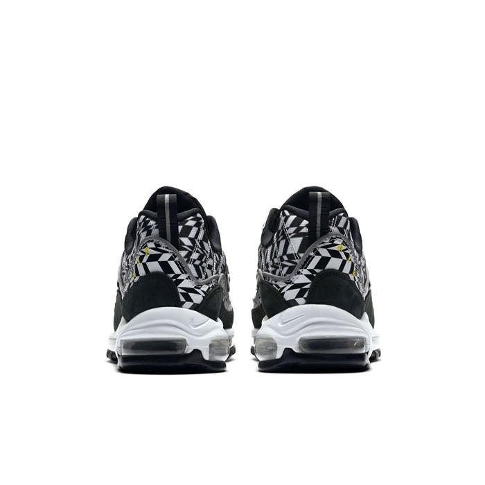 """Nike,Air Max 98  复古摩登风格!全新 Air Max 98 """"AOP"""" 官图释出"""