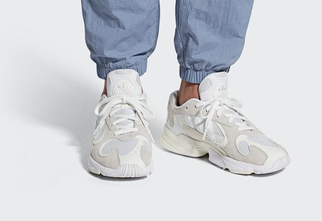 adidas Originals,Yung-1,B37616  將于 9 月發售!白色 adidas Originals Yung-1 官圖釋出