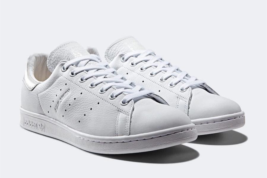 adidas,Stan Smith  夏日小白鞋爆款!两双 Stan Smith 新品现已发售
