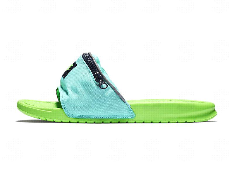 Nike,Benassi JDI,JDI  好玩又实用!Nike 新品拖鞋绝对值得一看