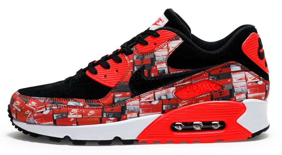 """atmos,Nike,Air Max 1,Air Max 9  atmos 與 Nike 攜手打造 """"We Love Nike"""" 聯名系列"""