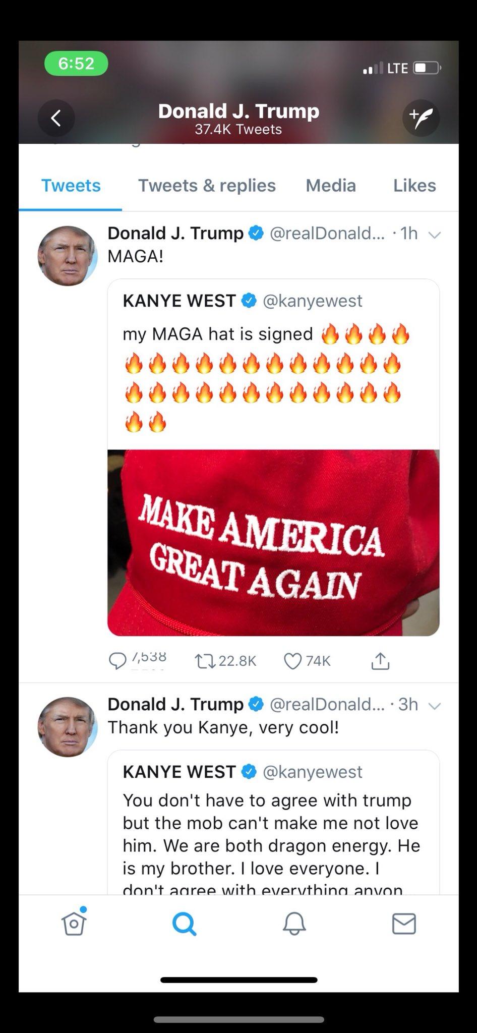 """Kanye West  圈中好友纷纷取关,侃爷最近遭遇 """"掉粉危机""""!"""