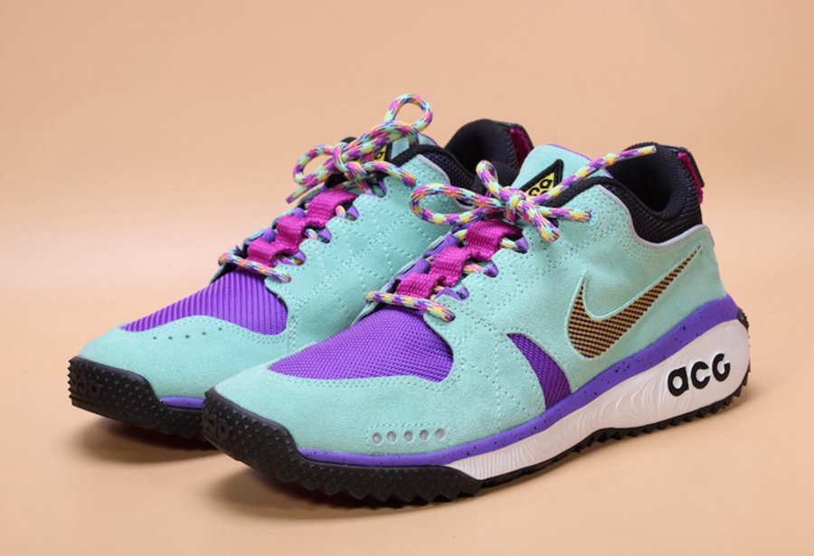 Nike,ACG,Dog Mountain  配色亮眼!Nike ACG 全新鞋型 Dog Mountain 亮相