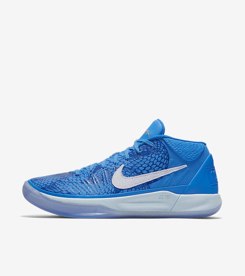 Nike,Kobe AD Mid  科比的粉丝与继承者!Kobe AD Mid 德罗赞 PE 本周官网发售