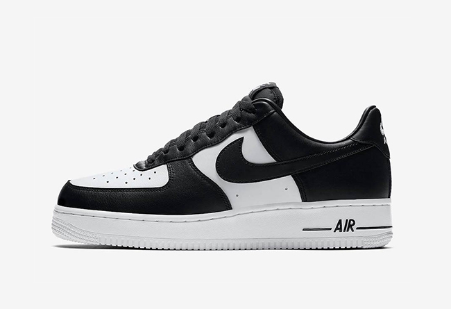 "AF1,Air Force 1,AQ4134-100 优雅奢华!Air Force 1 Low ""Tuxedo"" 即将登场"