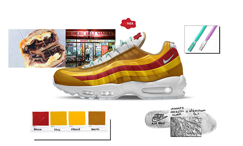nike,on air,air max day nike 球鞋设计大赛 18 双入围作品!图片