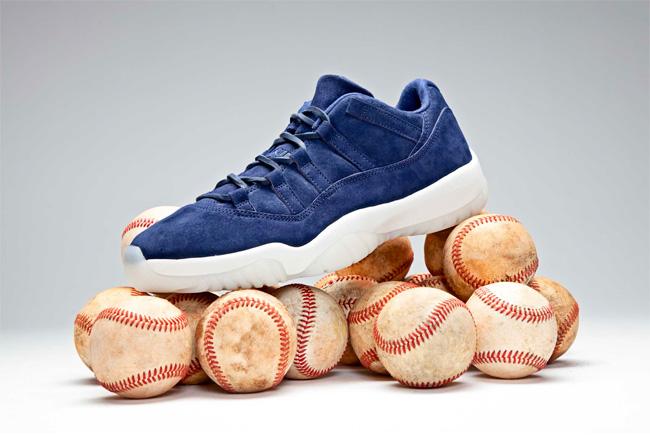 AV2187-441,AJ11,Air Jordan 11 AV2187-441 还有两天发售!蓝麂皮 Air Jordan 11 Low 的鞋盒也格外用心