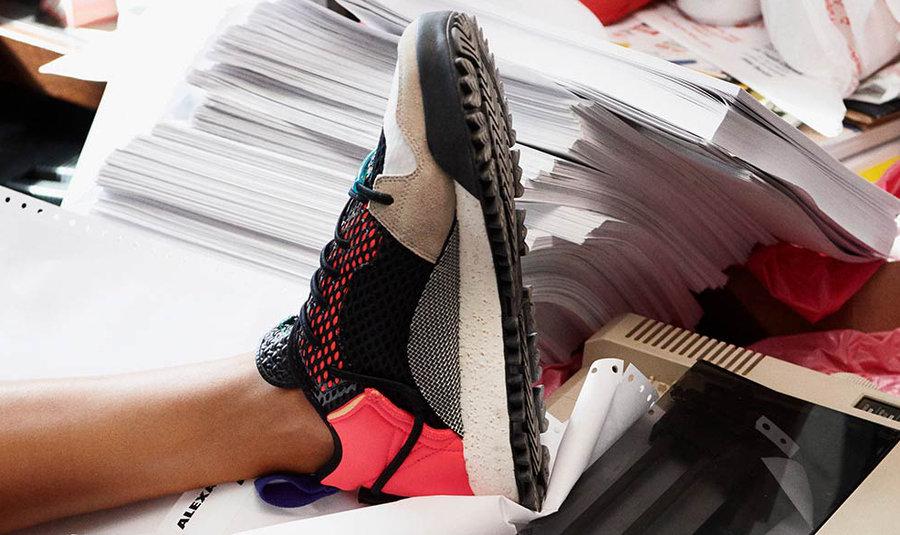 adidas Originals,Alexander Wan  浓郁时尚气质!第三季 Alexander Wang x adidas 本周发售