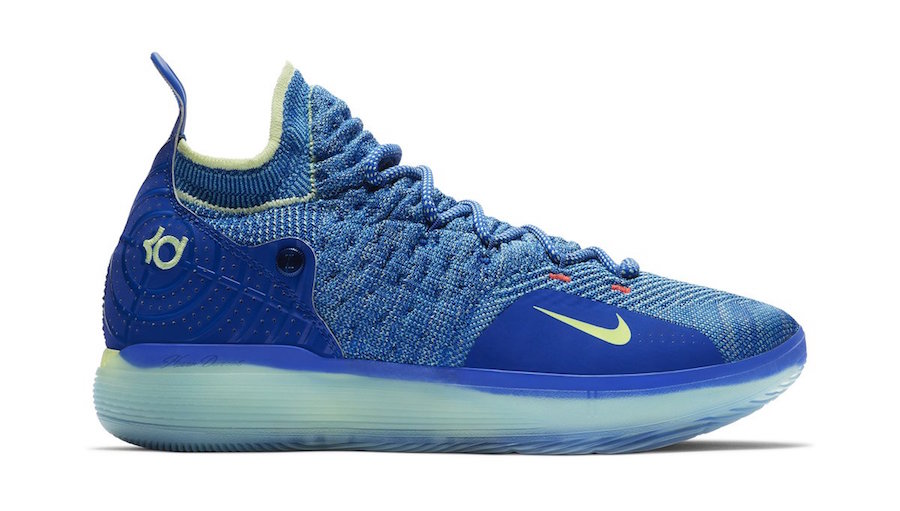 Nike,KD11  杜兰特最新签名鞋 KD11 首次曝光!混合缓震成最大亮点!