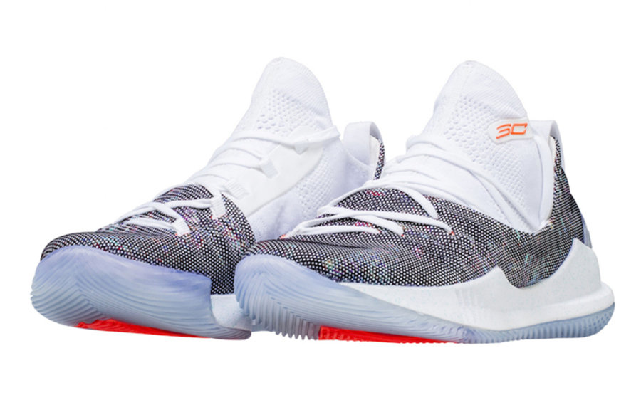 """Under Armour,Curry 5  彩色印花鞋面!Curry 5 """"Welcome Home"""" 官图释出"""