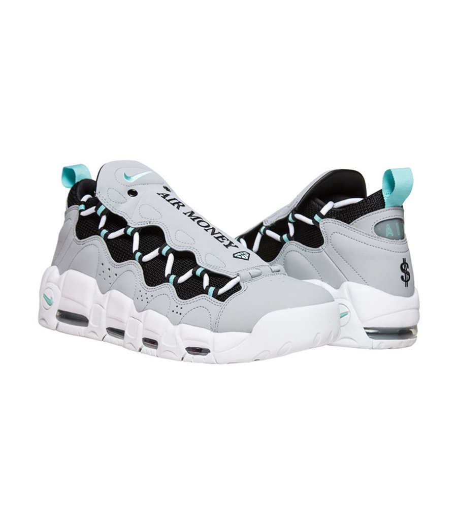 "Nike,Air More Money  钻石 Tiffany 蓝!Air More Money ""Get Money"" 登场"