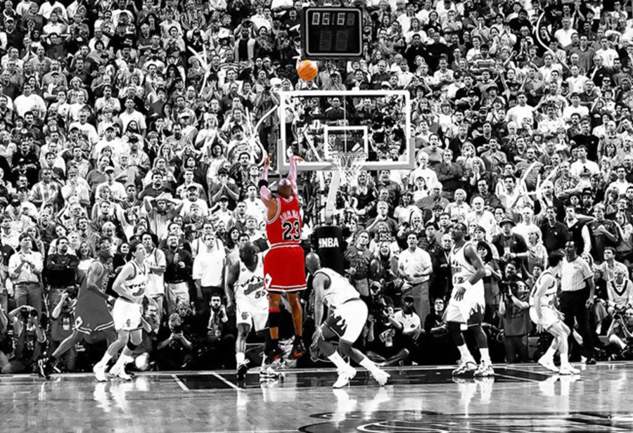 "MJ,Michael Jordan  乔丹的第十部纪录片!""最后一投"" 赛季的回忆"
