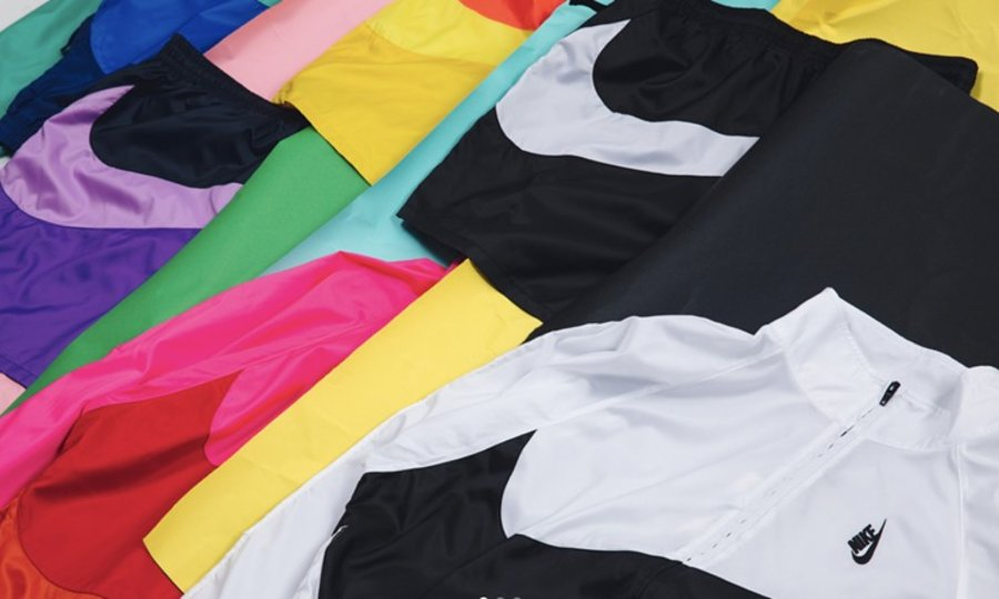 nike,supreme,  Nike Big Swoosh 系列再出靓丽配色,Supreme 这周发什么?
