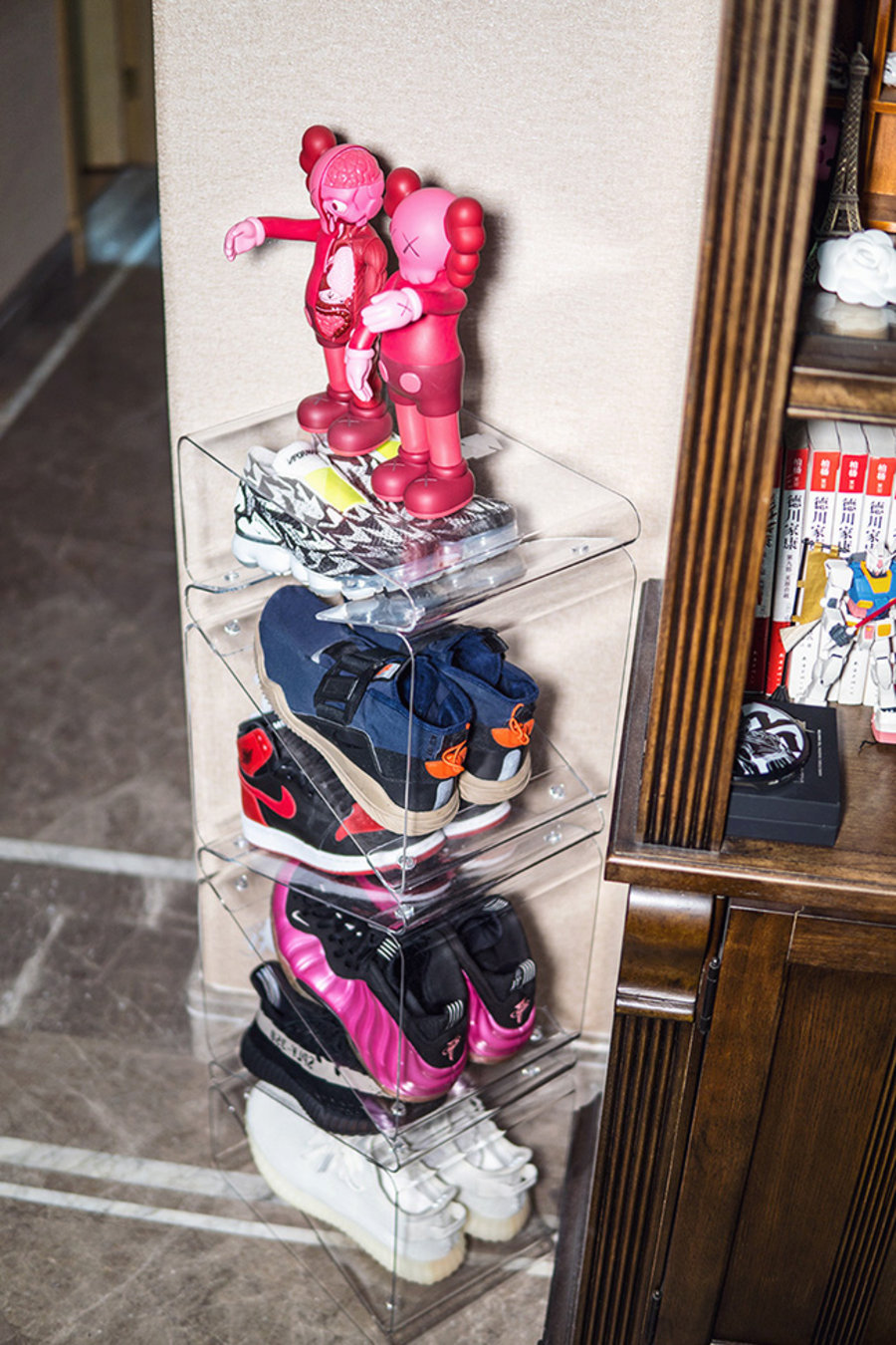 SoleNest,鞋盒  让你的球鞋变成朋友圈的「点赞明星」,只需要这一招!