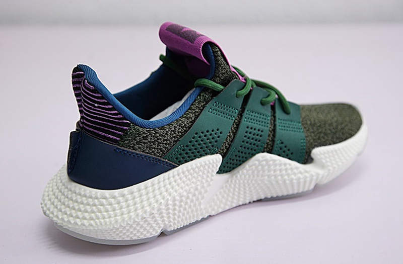 """adidas,Prophere,开箱,发售  沙鲁配色!龙珠 Z x adidas Prophere """"Cell"""" 实物图赏"""