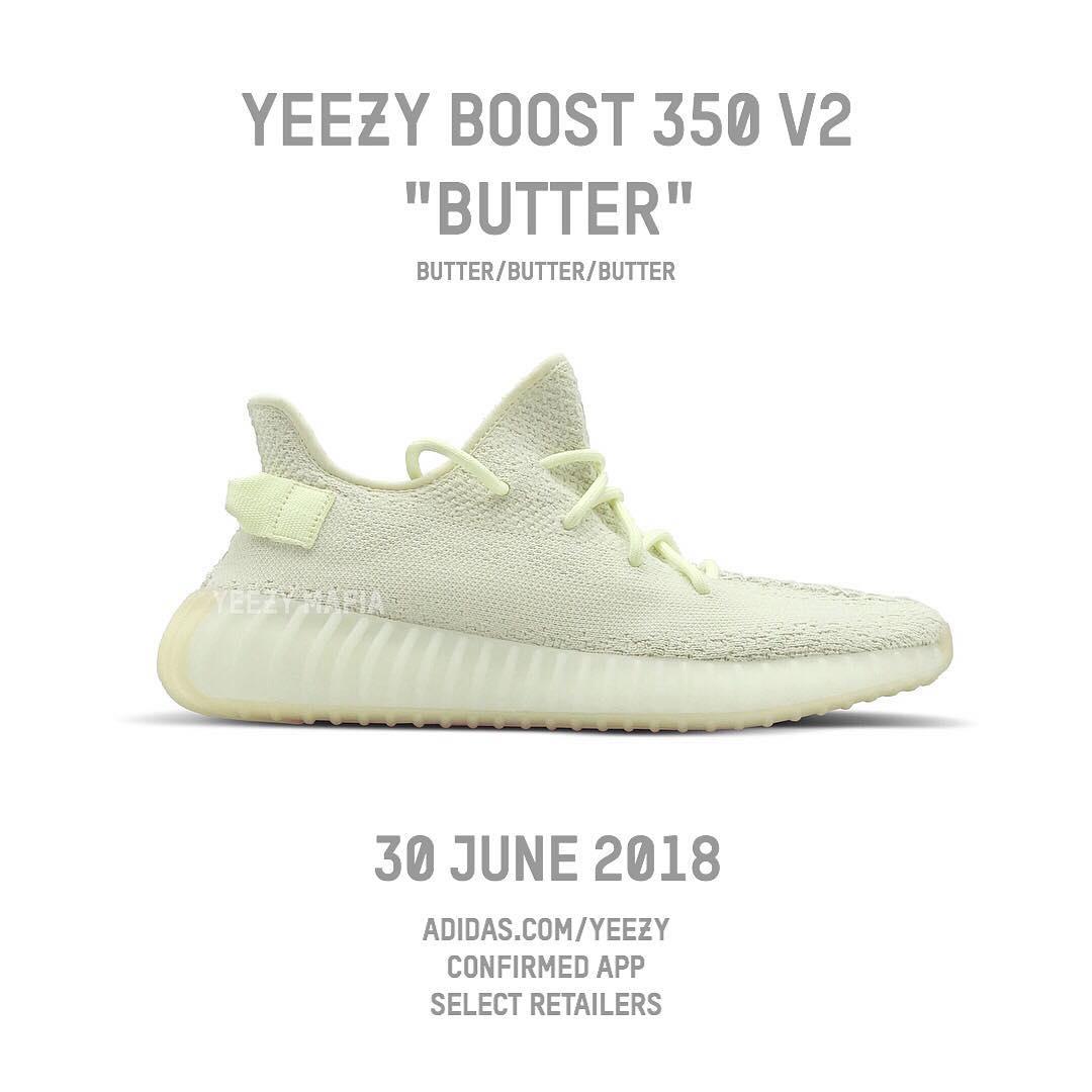 发售,adidas,Yeezy Boost 350 V2,B  别忘了!今年侃爷第一双 Yeezy 350 v2 本月即将发售