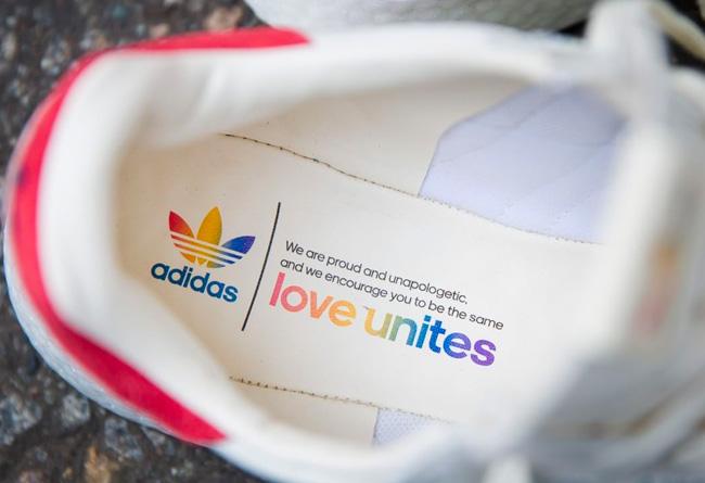 Pride,adidas,发售  小清新又精致炫彩!adidas Originals Pride 系列现已发售