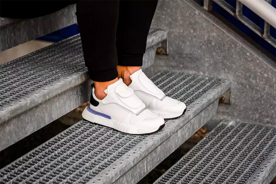 Futurepacer,adidas  硬派科幻风格!adidas Futurepacer Boost 上脚效果如何?