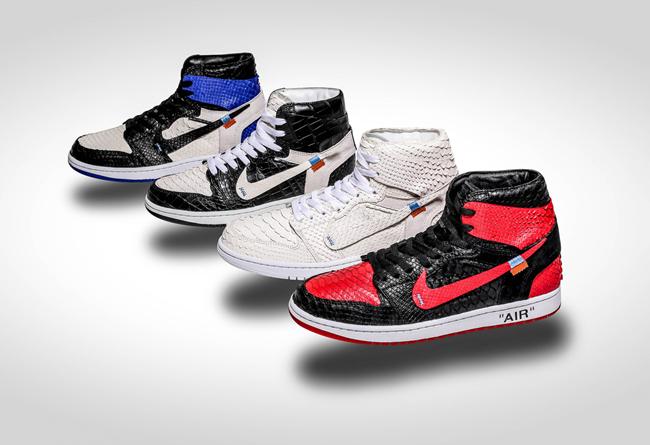 The Remade,AJ1,Air Jordan 1  The Remade 打造闪电 AJ1 奢华定制!联名活动带来更多惊喜!
