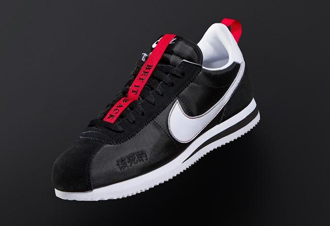 Nike,Cortez Kenny III,发售  超拽的中文刺绣!Nike Cortez Kenny III 即将全球大面积发售
