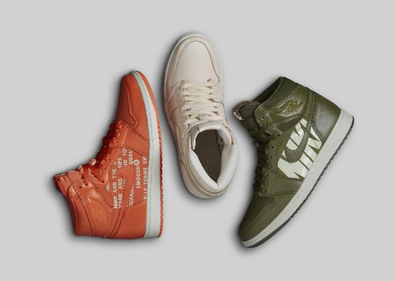 Nike,Air Jordan 1,AJ1,Air Jord  熊猫 Air Jordan 13 迎来官方发布!还有超多重磅新品!