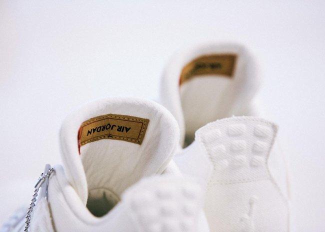 AO2571,AJ4,Air Jordan 4 AO2571 完美的上脚效果!你想好月底买哪双 Levis x Air Jordan 4 了吗?