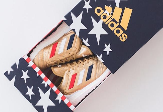 Kith,adidas,发售  足球主题联名!Kith x adidas 联名鞋款即将发售