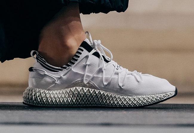 解構與復雜的融合!Y-3帶來全新2019年春夏系列鞋款