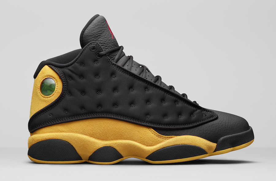 Nike,Jordan Brand,AJ13,Air Jor   向甜瓜母校致敬!Air Jordan 13 Melo 橡树山高中 9 月发售