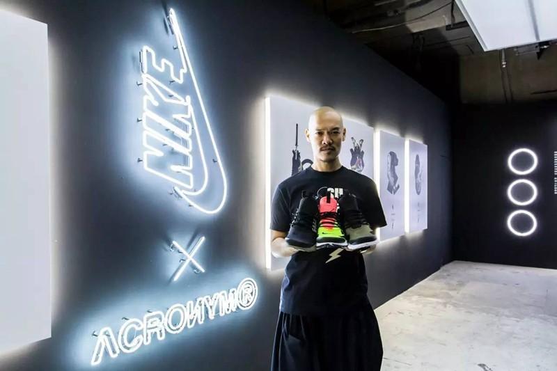 Errolson Huge,Nikelab ACG,ACRO  终止合作?!ACRONYM® 主理人与 NikeLab ACG 合作即将结束