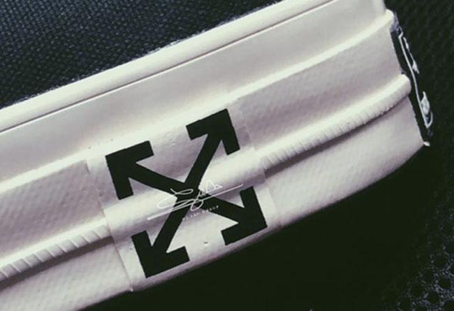 OFF-WHITE,Converse  猝不及防的黑白阴阳!OFF-WHITE x Converse 2.0 首次曝光