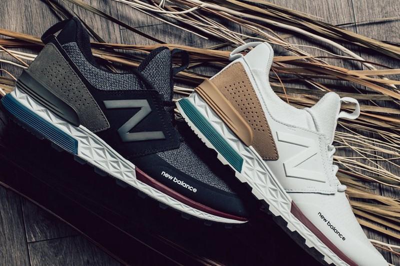 "New Balance,574 Sport,MS574DTD  简约无缝!New Balance 574 Sport ""Decon"" 套装现已发售!"