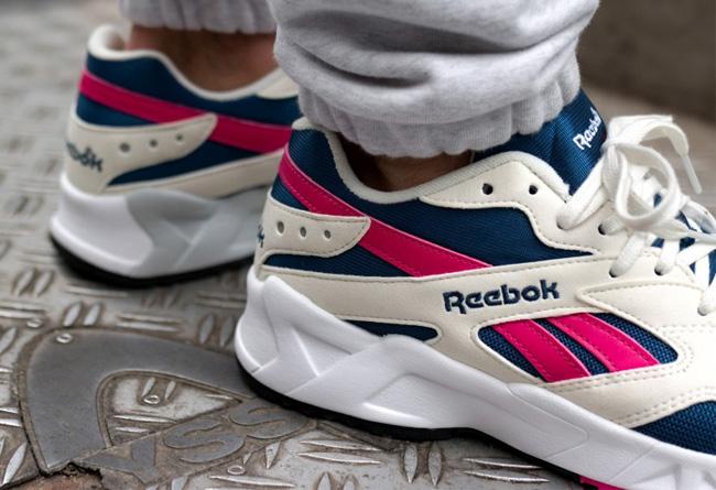 Aztrek,Reebok,发售  25 年后 Reebok Aztrek 再度回归!出自著名球鞋设计师之手