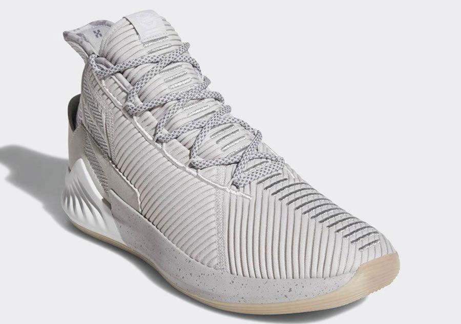 adidas,D Rose 9,发售  adidas 也有灰水泥?!D Rose 9 全新配色官图释出