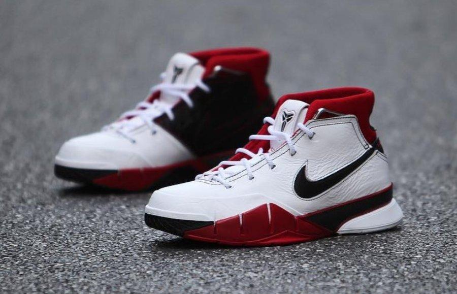 Nike,Kobe 1,发售,AQ2728-102  全明星配色终于来了!科比 Nike Kobe 1 Protro 八月发售