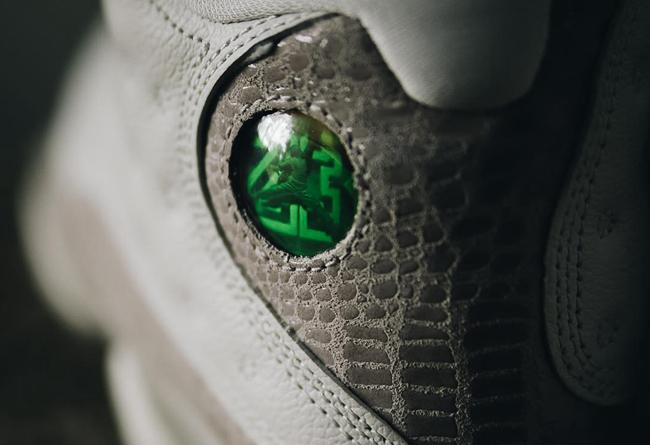 """发售,上脚,Air Jordan 13,WMNS,Phant  上脚效果如何?低调奢华的 Air Jordan 13 """"Phantom"""" 下周即将发售"""