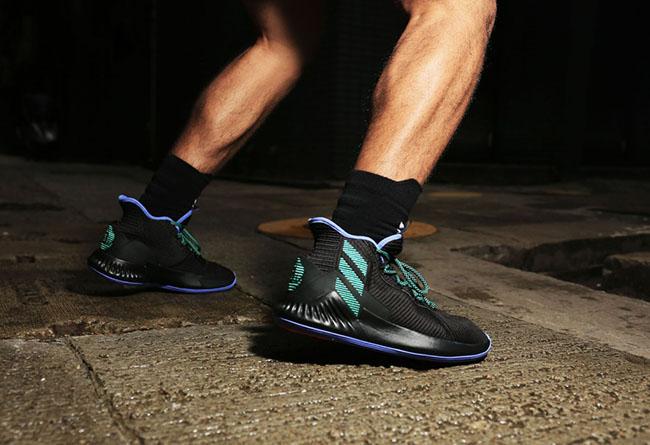 阿迪达斯官网商城_实物上脚!罗斯签名鞋 adidas D Rose 9 全新配色即将发售 球鞋资讯 ...