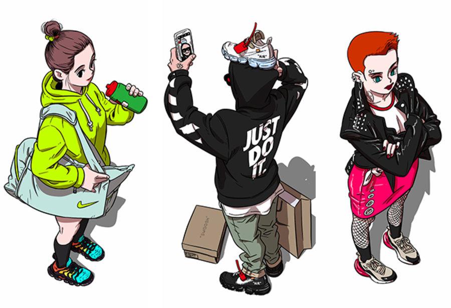 色情囹�a�aj:(�9��:`k���_nike,aj,adidas,off-white,psny, 8 月球鞋新品狠货不断!