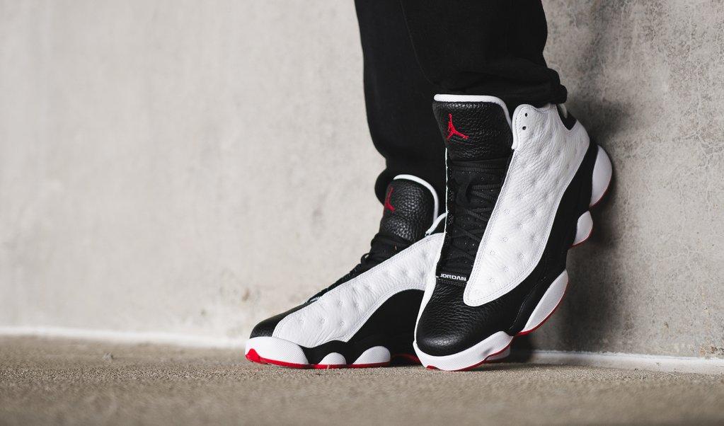 Jordan Brand,Air Jordan 13,He  听说必须人手一双?Air Jordan 13 熊猫为什么人气这么高?