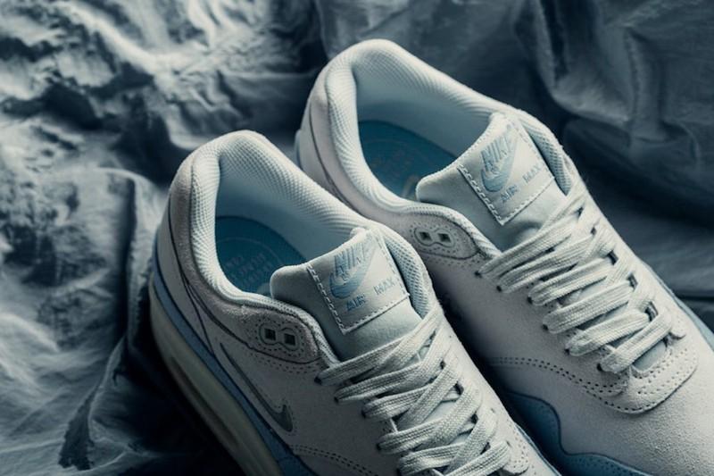 Nike,Air Max 1 Premium SC,AA05  淡雅简约风!Nike Air Max 1 小勾女款全新配色现已发售