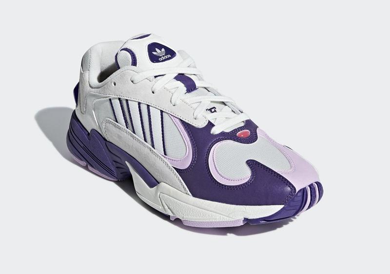 adidas,龍珠 Z,發售 龍珠 Z 聯名鞋盒全新細節!買鞋還可能送模型,本月發售兩款配色!