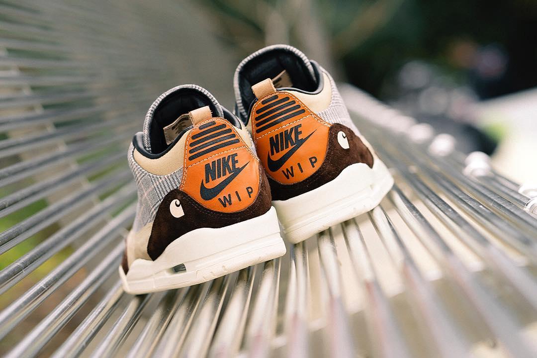 Nike,AF1,Air Force 1,明星 冠希又曬無敵狠鞋!全球只有一雙的 Air Force 1 專門為他打造!
