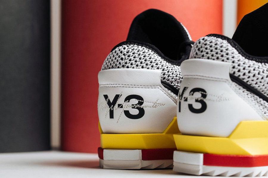 Y-3,Harigane,adidas,发售  鲜明的解构设计!Y-3 Harigane 全新配色现已发售