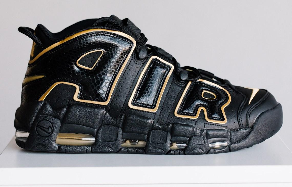 Air More Uptempo,Nike,发售  高规格细节设计!Air More Uptempo 欧洲系列下周发售
