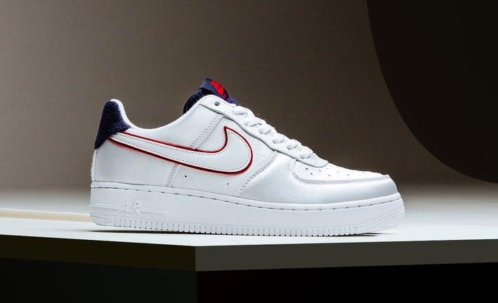 Nike,Air Force 1,Air Max 95,发售  高级材质打造!Air Force 1 & Air Max 95 已与海外发售
