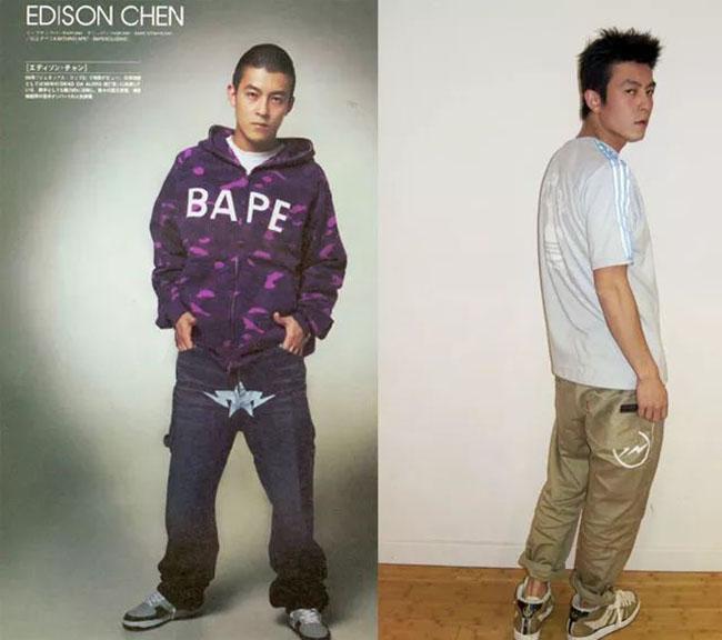 聯名,華人之光,陳冠希,Nike,adidas  陳冠希為什么是中國的潮流教父?他的 11 雙鞋個個都是經典!