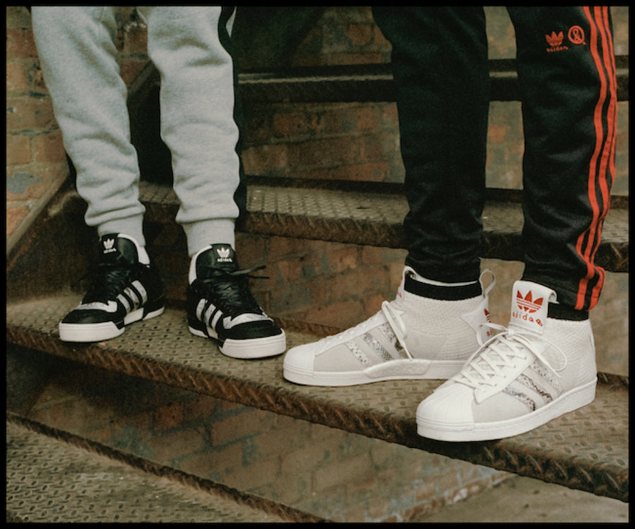 adidas,hiphop  浓郁 OG 气息!adidas x United Arrows & Sons 联名系列即将发售