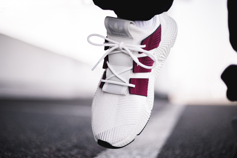"""adidas,Prophere,Noble Maroon,发  上脚清爽又醒目!adidas Prophere """"Maroon"""" 现已发售"""