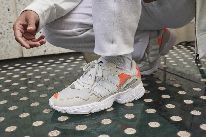 adidas  真正 Young OG!adidas Originals 全新 YUNG 96 鞋款即将发售